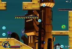 Игра Бэтмен: прыжок с крыши