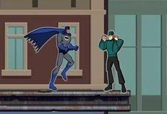 Бэтмен в русском городе