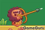 Игра Prehistoric Bow Contest