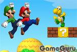 Игра Super Mario Bros Puzzle
