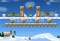 Игра Игра Веселые Заморозки