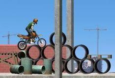 Игра Гонка на велосипеде