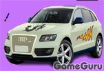 Audi Q5 Car Coloring
