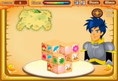 Игра Игра Маджинг приключения рыцаря