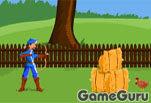 Игра Blue Archer
