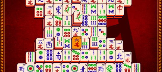 Игра Классный маджонг