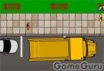 Игра Truck parking
