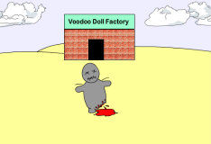 Игра Kill Voodoo Doll