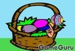 Игра Easter Egg Keep Up
