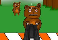 Игра Zombie Bears