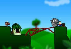Игра Cargo bridge