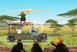играйте в Мадагаскар Африканское сафари