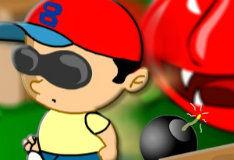 Игра Малыш-бомбардировщик