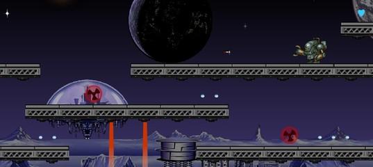Игра Марио: космическая эра 2