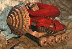 Игра Майнкрафт: Шахтер Марса