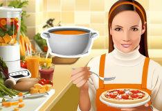 Игра Папины Дочки: Готовим ужин