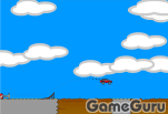 Игра Прыжок мини машины