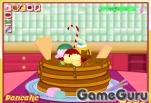 Игра Для девочек: торт