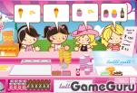 Игра Винкс продавать мороженое