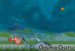 Игра Гонки подводой