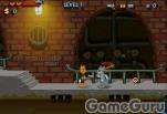 Игра Уничтожение Мышей зомби