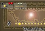 Игра Спасение от Существ  Вулкана