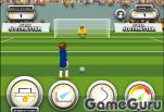 Игра Удар по воротам
