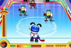 Игра Пес Вори на коньках
