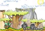 Игра Пробег пещерного человека