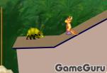 Игра Приключение в джунглях Бронка