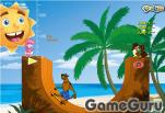 Игра Конькобежец На Пляже