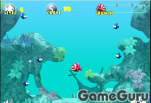 Игра Приключение рыбки