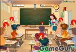 Игра В школе