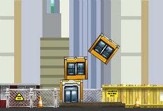 Игра Строительство башен