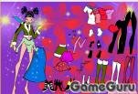 Игра Винкс: одевалка Музы