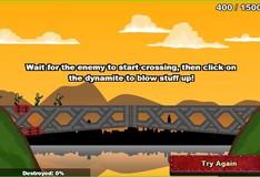 Игра Игра на двоих: Мост тактика