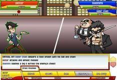 Игра Ниндзя против мафиози