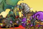 Игра Эпические войны 4