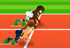 Игра Олимпийский бегун