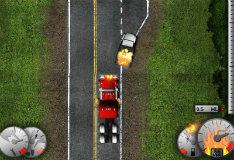 Игра Безумный дальнобойщик 2