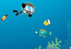 Игра Морской чистильщик