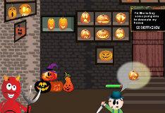 Хэллоуинский магазин