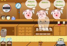 Игра Игра Кафе: Ночное кафе