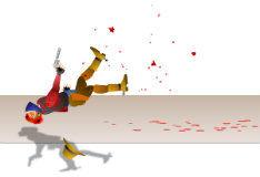 Кровавое оружие
