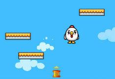 Игра Прыжок цыпленка
