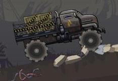 Темный грузовик