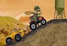 Трактормания
