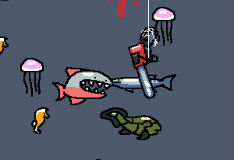 Игра Радикальная рыбалка