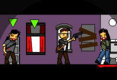 Игра Ходячие мертвецы: инстинкт выживания