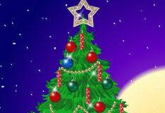 Игра Мое рождественнское дерево